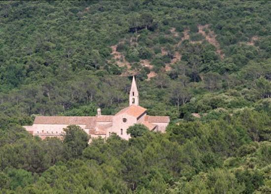 Thoronet abbaye