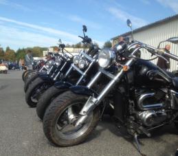 Harley-Davidson meeting