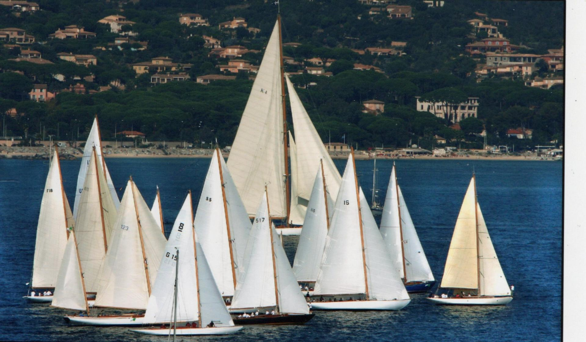 Saint-Tropez sails