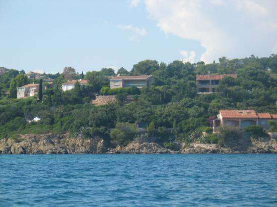 Martinache Home, from the mediterrannée sea